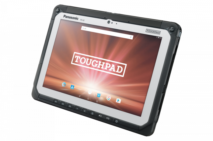 Panasonic goes rough with the ToughPad FZ A2
