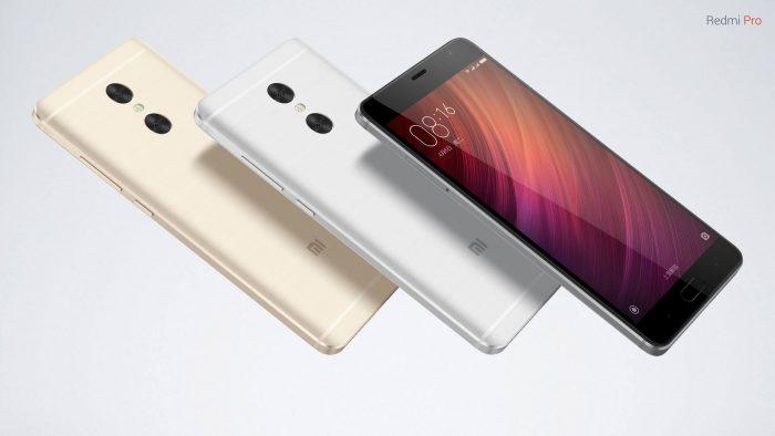 Xiaomi announces the Redmi Pro