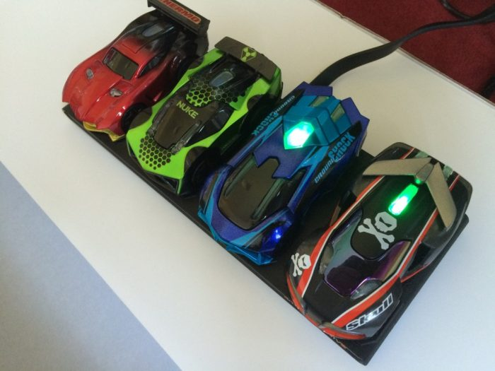 Looking for Model Racing Thrills? Check out the Anki Overdrive Road Show