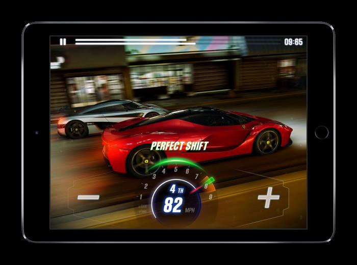 iPad Air 2 CSR2 race 01