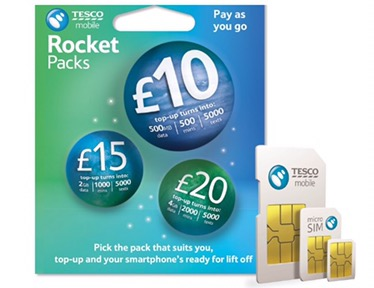 Tesco puts a Rocket in your pocket