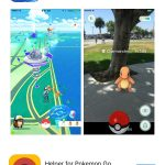 Pokémon Go now in the UK too