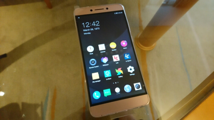 LeEco Le Max 2 unboxing   MWC Shanghai