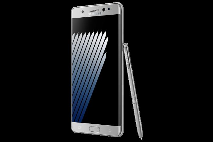 02 Galaxy Note7 silver