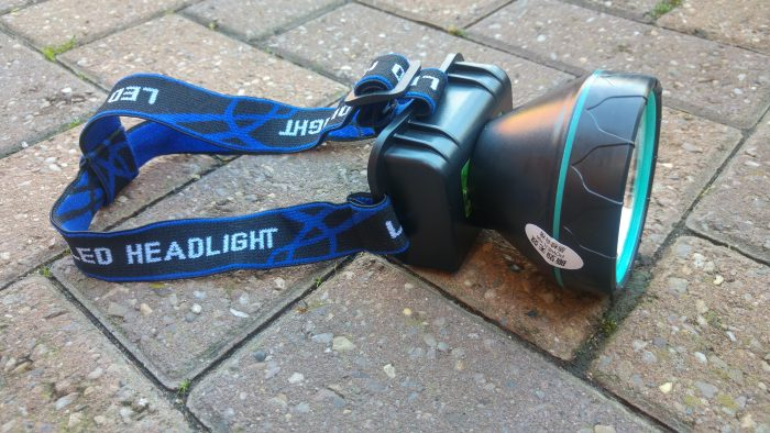 T505 LED Headlamp   Review