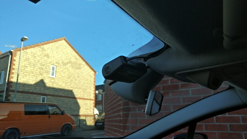 Thinkware F770 Dashcam review