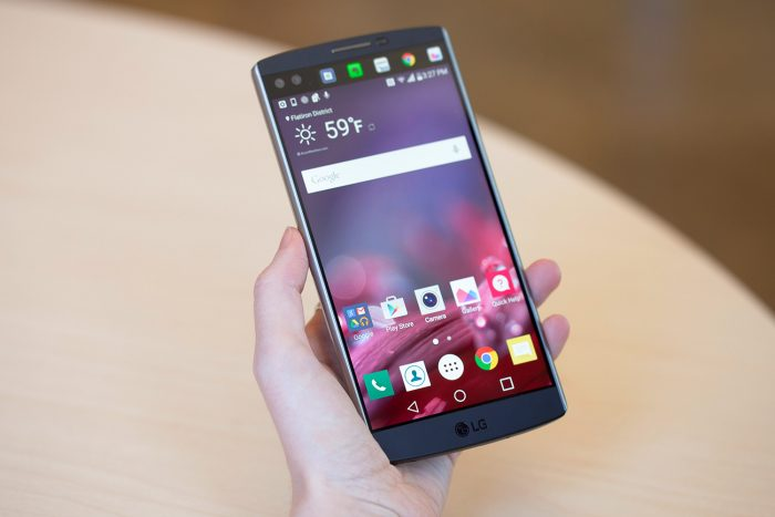 LG V20 to be first Nougat phone