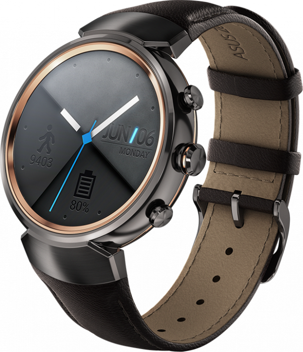 ASUS ZenWatch 3   Round Android Wear