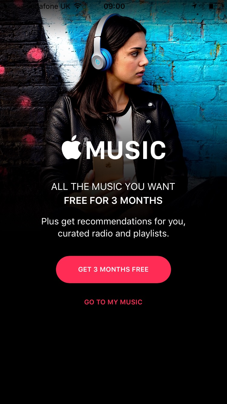 EE to deliver 6 months of Apple Music for free