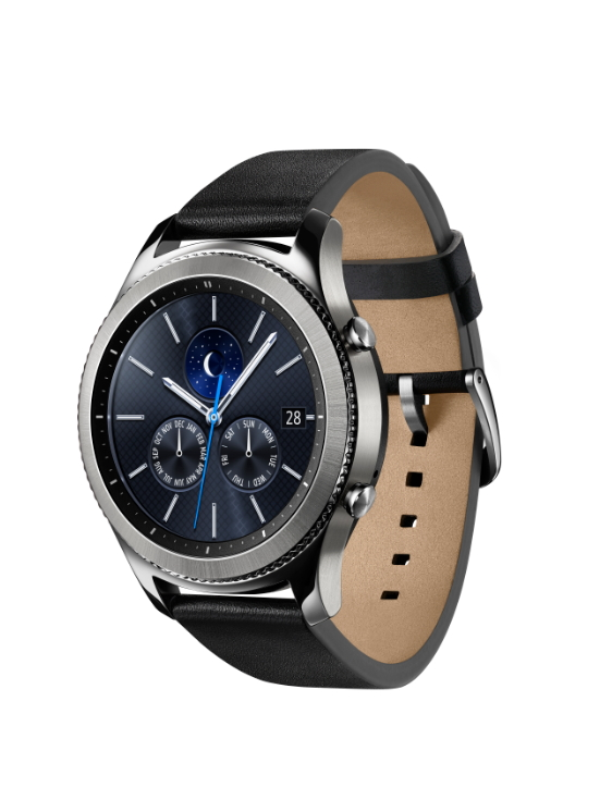 IFA Berlin 2016   Samsung Gear S3 Event