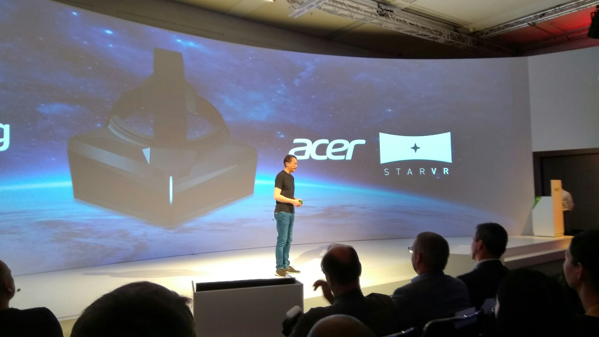 IFA Berlin 2016   Acer Press Conference
