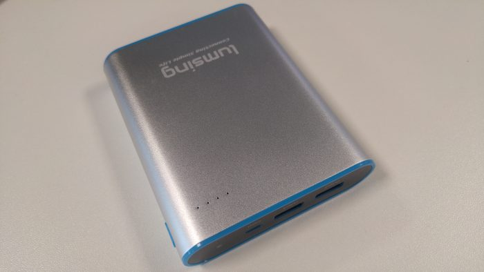 Lumsing 13400mAh Portable Charger   Review