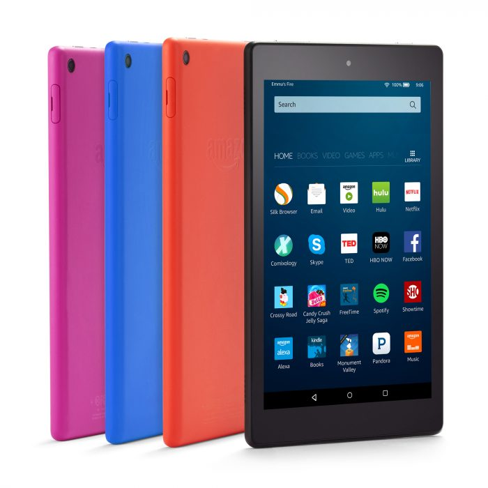 All New Amazon Fire HD 8: Better And Cheaper