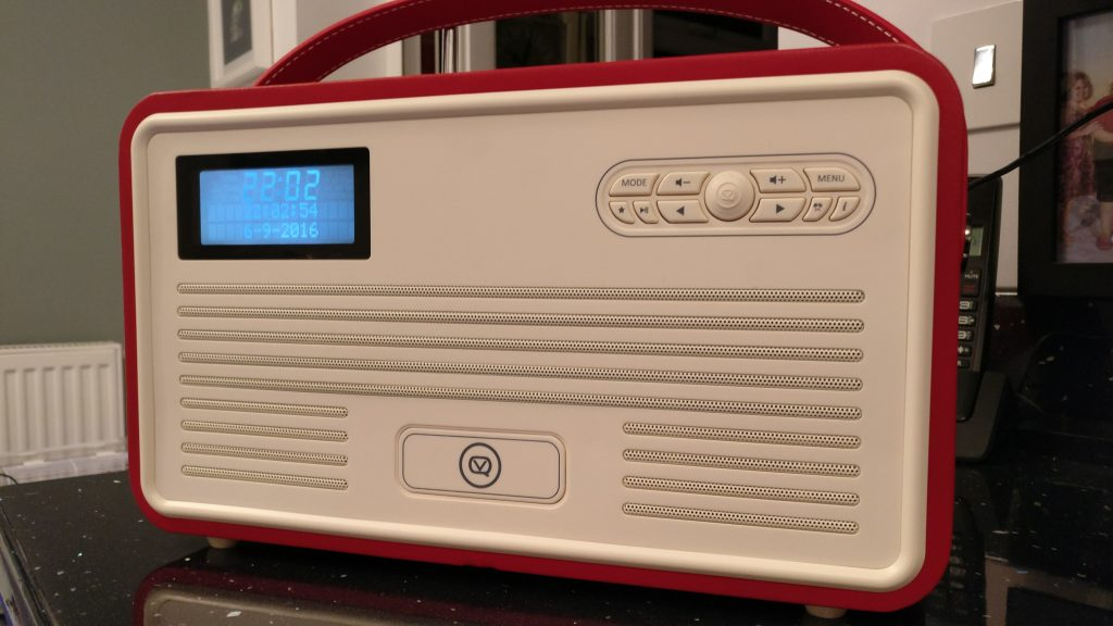 VQ Retro MKII DAB Radio   Review