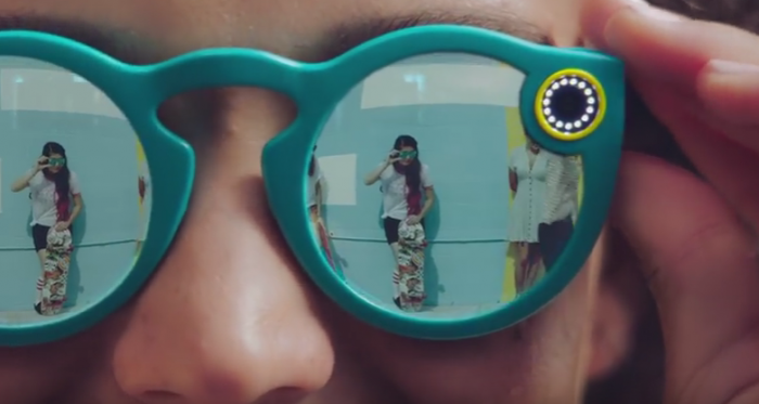 Snap Spectacles coming soon   Record your life and share it.