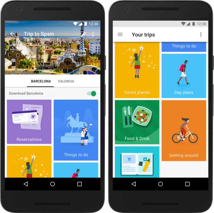 Google Trips    A New App to Sort all Your Travel Plans!!