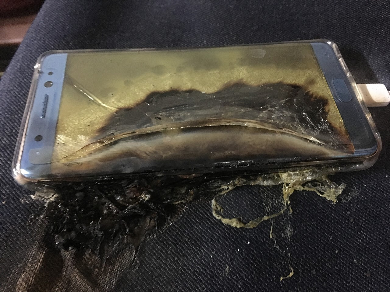 Galaxy Note 7 shipments halted. Handsets pulled from sale