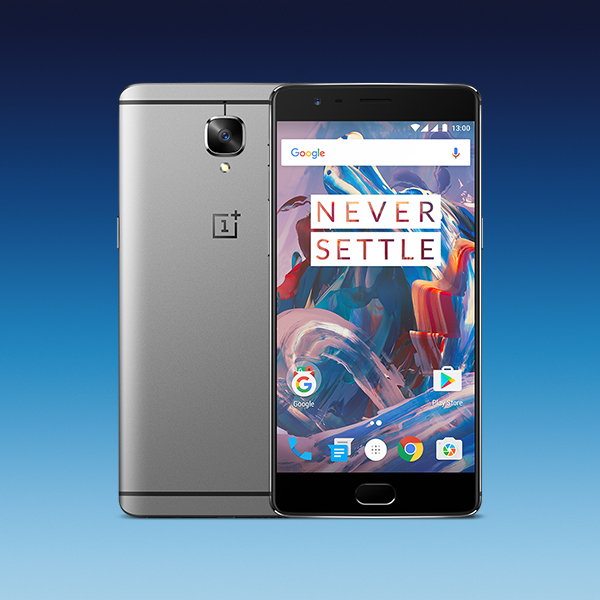 OnePlus 3   Exclusive to O2 from this Thursday
