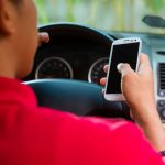 Mobile device use while driving is on the increase!