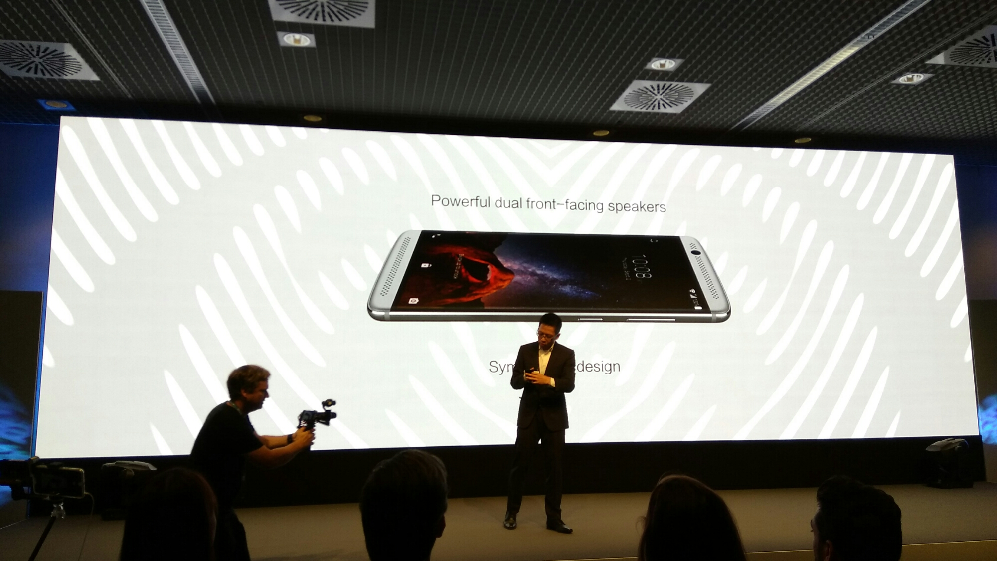 IFA Berlin 2016   ZTE Press Conference