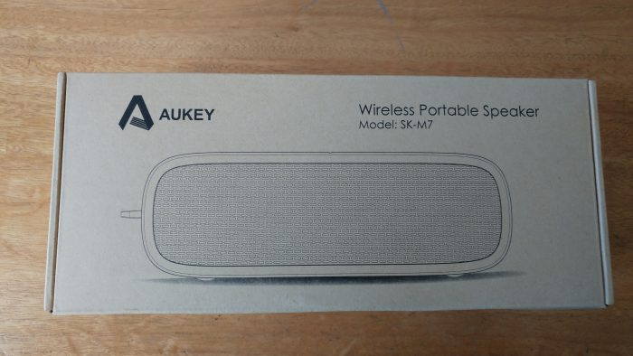 Aukey Wireless Portable Speaker – Review