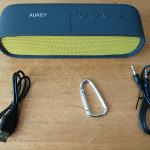 Aukey Wireless Portable Speaker – Review