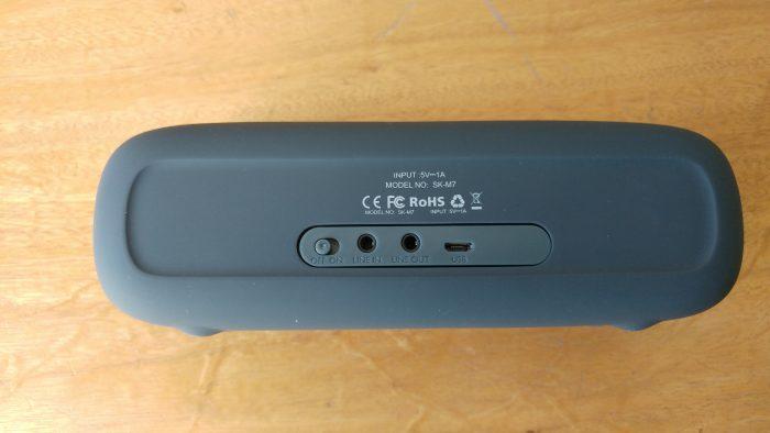 Aukey Wireless Portable Speaker   Review