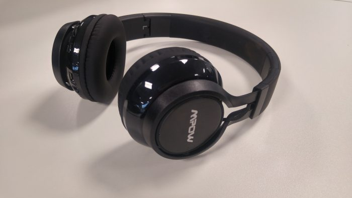 Mpow Thor Foldable Bluetooth Headphones   Review