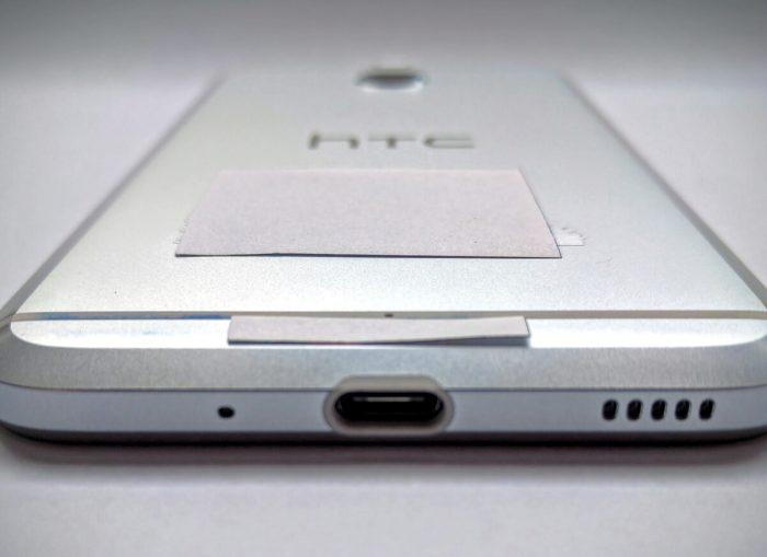 HTC Bolt pictured. Specs leaked