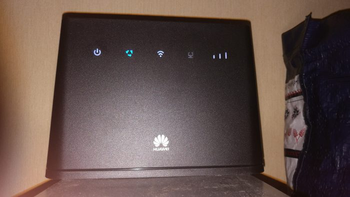 Three Home Broadband Router review