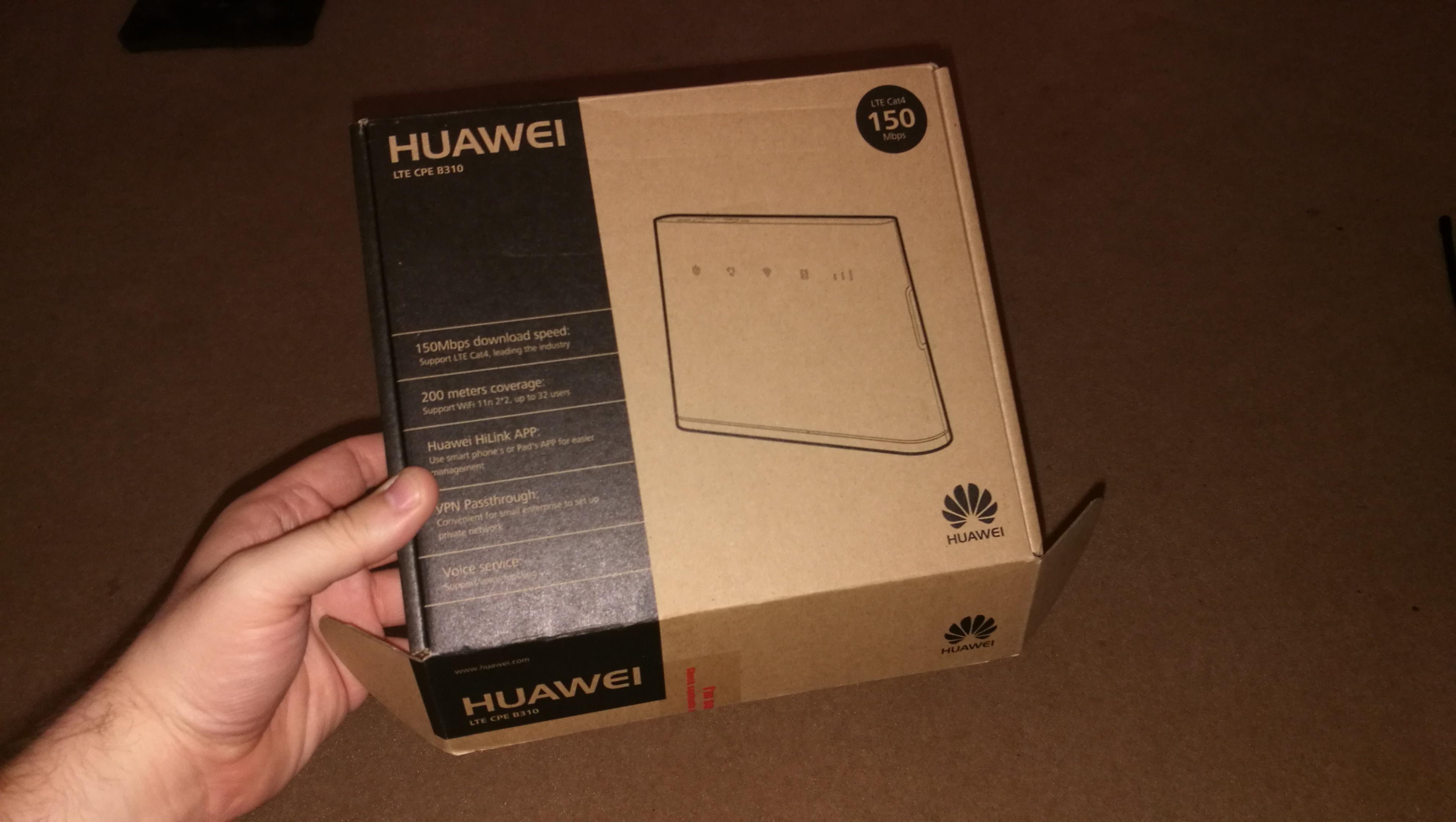 huawei b310. huawei b310