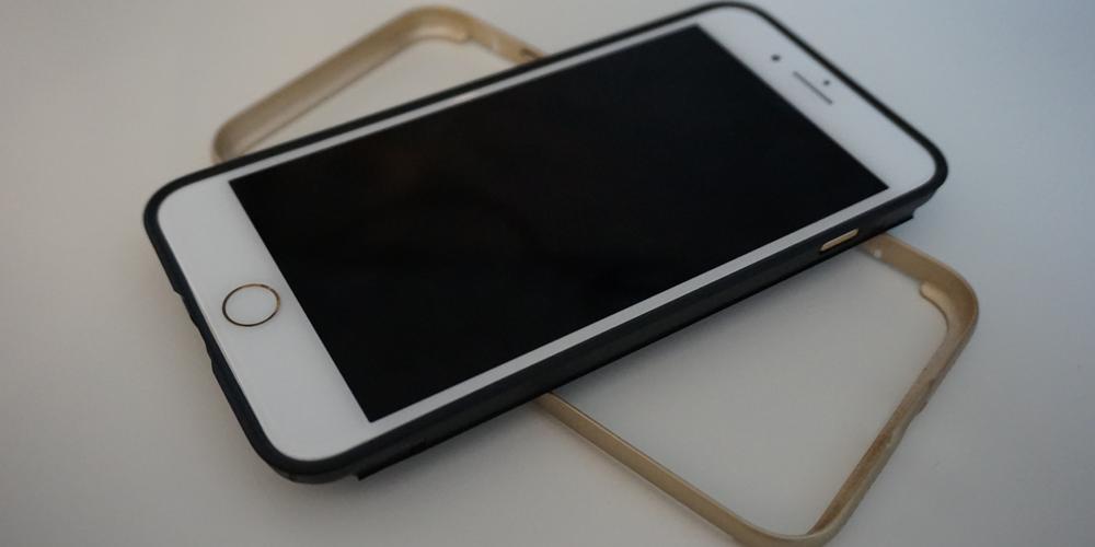 Olixar X Duo Carbon iPhone 7 Plus case Review