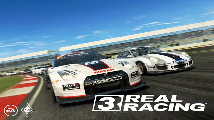 دانلود ریل ریسینگ 3(Real Racing 3)