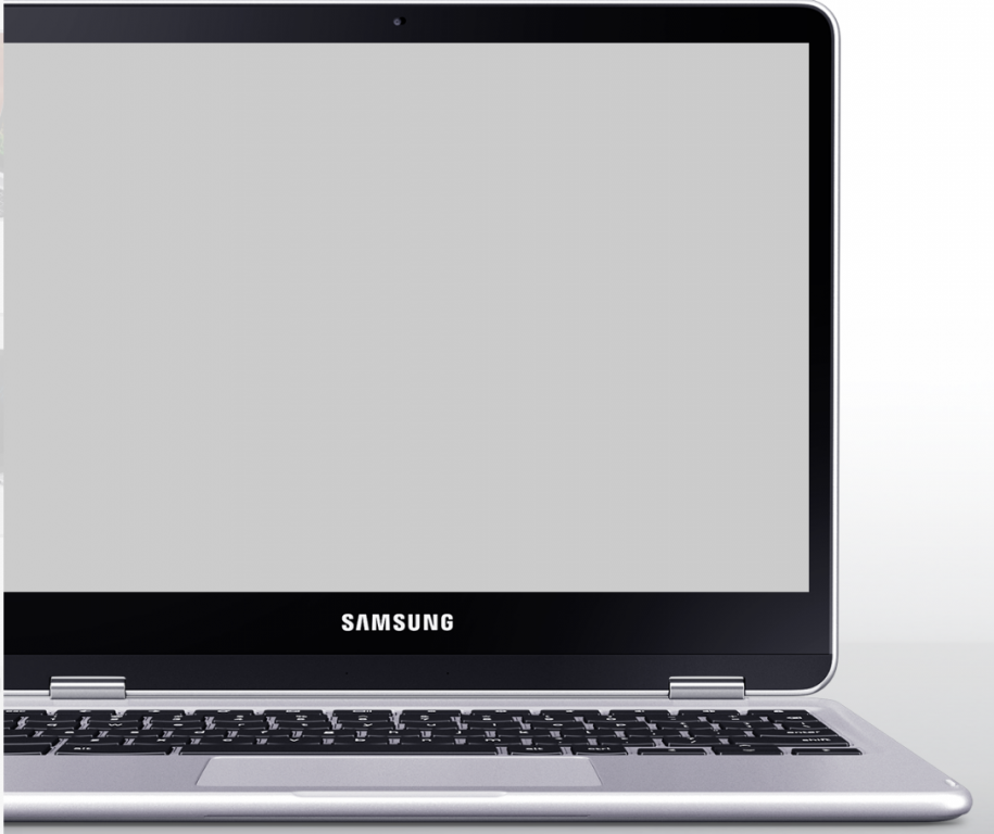 Samsung Chromebook Pro kind of announced