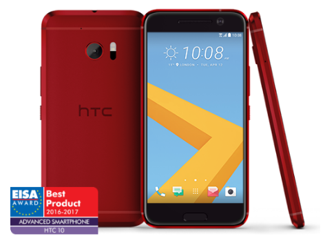 HTC discounts the HTC 10 in red... and every other colour