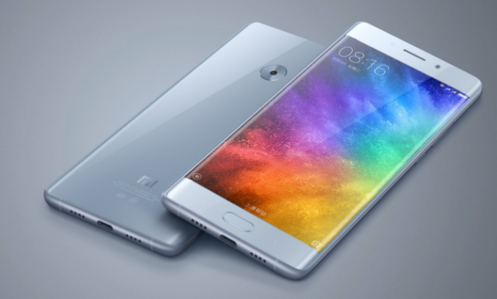 Xiaomi Mi Note 2 announced