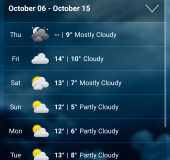 I think Ive got the Weather Bug
