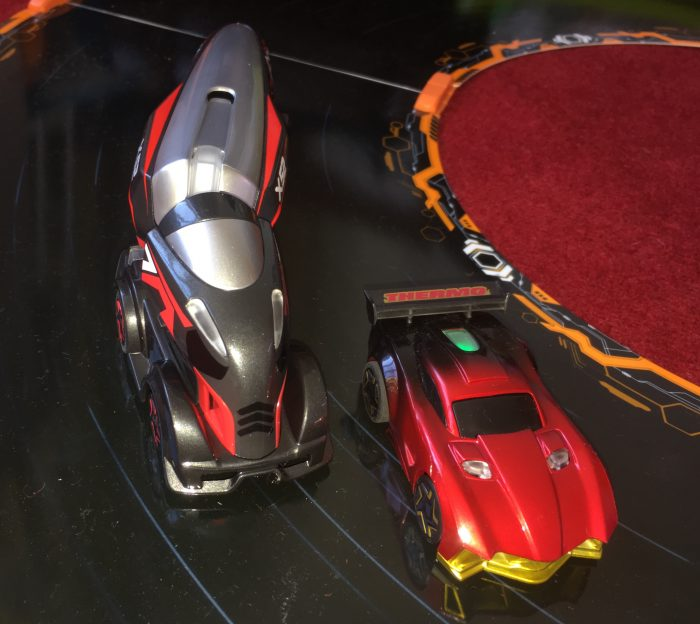 Anki OverDrive, the Supertruck arises
