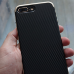 Olixar X-Duo Carbon iPhone 7 Plus case Review