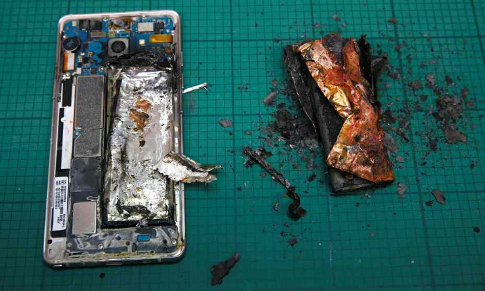 Samsung Galaxy Note7 production possibly halted as fixed handsets go bang too