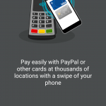 Use contactless payments funded from PayPal – even if you don't have power