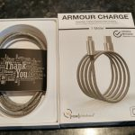 Armour Charge Cable – Up close and personal
