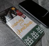 Get festive with a FLAVR Christmas Jumper   For your phone