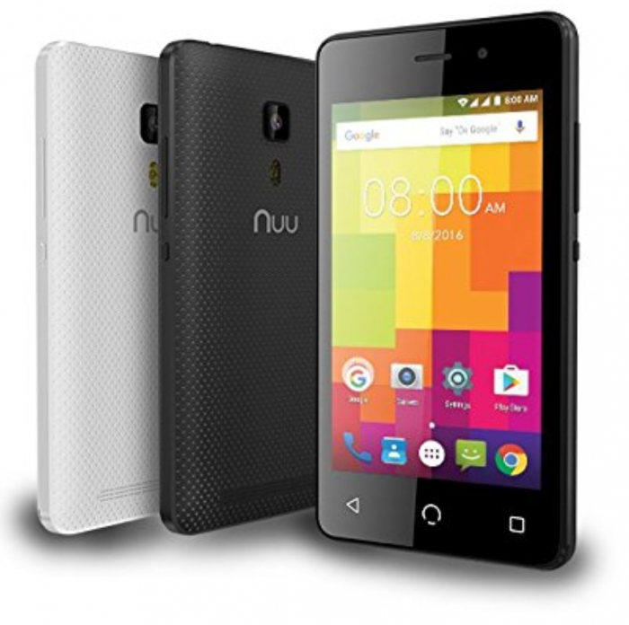 Get a new mobile from Nuu Mobile