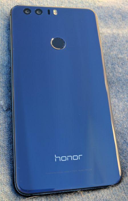 honor 8 back