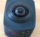 Festive Feature #7   Make your own VR   KitVision Immerse 360 Action Camera   The Review