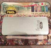 Smartphone + Music Festival = Festival Fuel