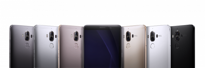 Huawei Mate 9 arrives