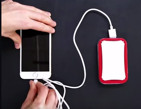 Or you could perhaps just get a portable charger