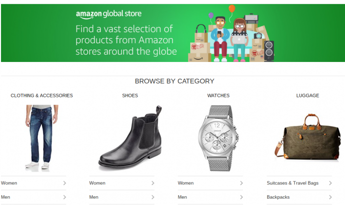 Festive Feature #5   Amazon US products, direct to the UK